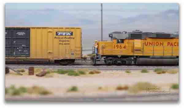 Video Demonstration Of Magnetic Air Hoses On Ho Scale Freight
