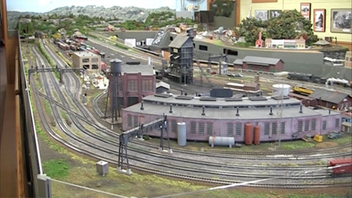 Video The Apple Valley Model Railroad Club