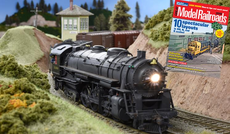 Video: HO scale Morristown & Erie | ModelRailroaderVideoPlus com