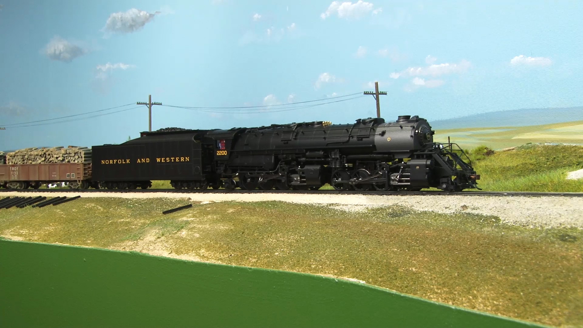 Mr product review broadway limited ho scale norfolk western y6b mr product review broadway limited ho scale norfolk western y6b steam locomotive modelrailroadervideoplus asfbconference2016 Choice Image