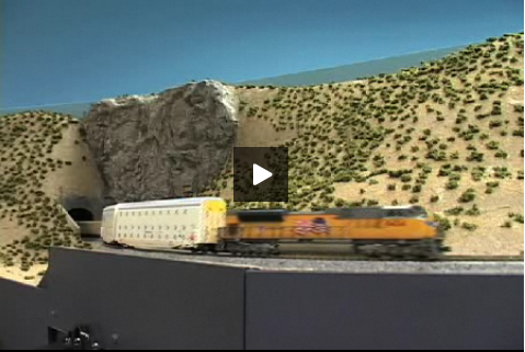 video the n scale salt lake route project layout part 1