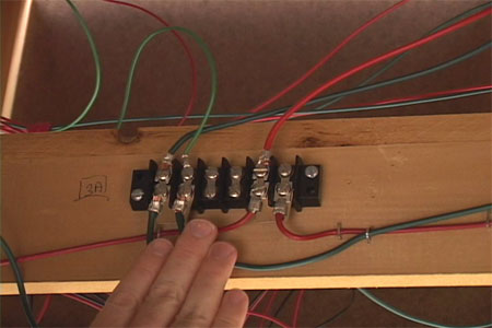 video how to wire a model train layout for digital command control Train Layouts Wiring Switches